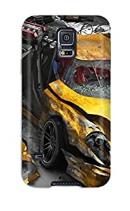 Quality CaseyKBrown Case Cover With Burnout Revenge Nice Appearance Compatible With Galaxy S5