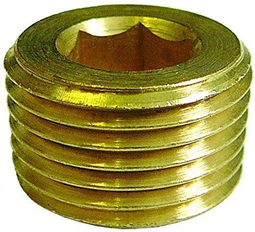 B2-00744 - M10 X 1.0 Metric Male Thread - Blanking Plug Misc
