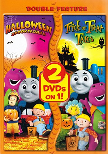 Halloween Spooktacular / Trick or Treat Tales (Double Feature) -