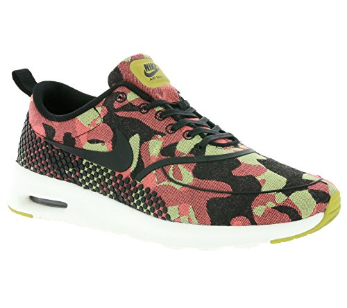 nike air max thea jcrd prm womens trainers 807385 sneakers shoes Gelb