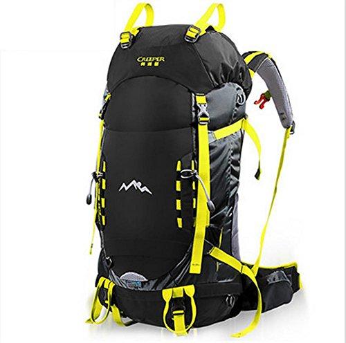 All'aperto alpinismo borsa all'aperto 65 L arrampicata borsa tracolla uomini e donne in viaggio zaino