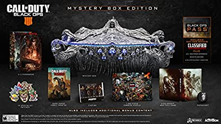 Call of Duty: Black Ops 4 - Xbox One Mystery Box Edition