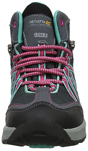 Mid Duchs Samaris Regatta Fille Randonnée Gris Chaussures de JNR Granit Hautes vxRR1