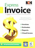 Software : Express Invoice, For PC/Mac, Traditional Disc