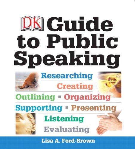 DK Guide to Public Speaking