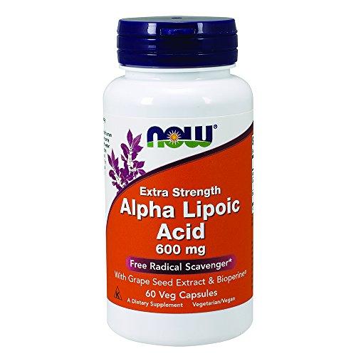 NOW Alpha Lipoic Acid Capsules