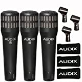 Audix I5 Dynamic Mic (3-Pack)