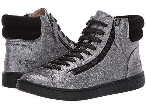 [UGG(アグ)] レディーススニーカー靴シューズ Olive Gunmetal Glitter US 7 (24cm) B - Medium [並行輸入品]   B07NWWP3HR