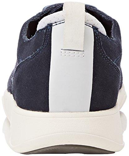 M0159 Bleu 40 Baskets EU White Homme Houston Blue Bleu Navy Lumberjack tIqwv5