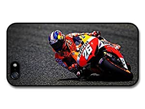 AMAF ? Accessories Dani Pedrosa 26 MotoGP Driving case for iPhone 5 5S
