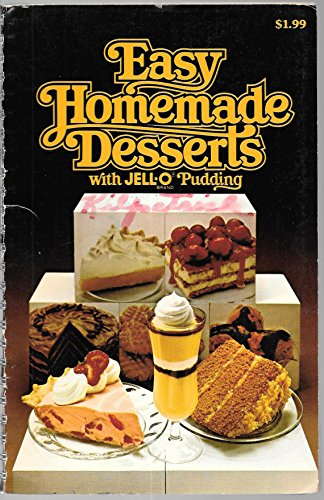 Easy Homemade Desserts With Jell-O Pudding Jello Pudding Desserts