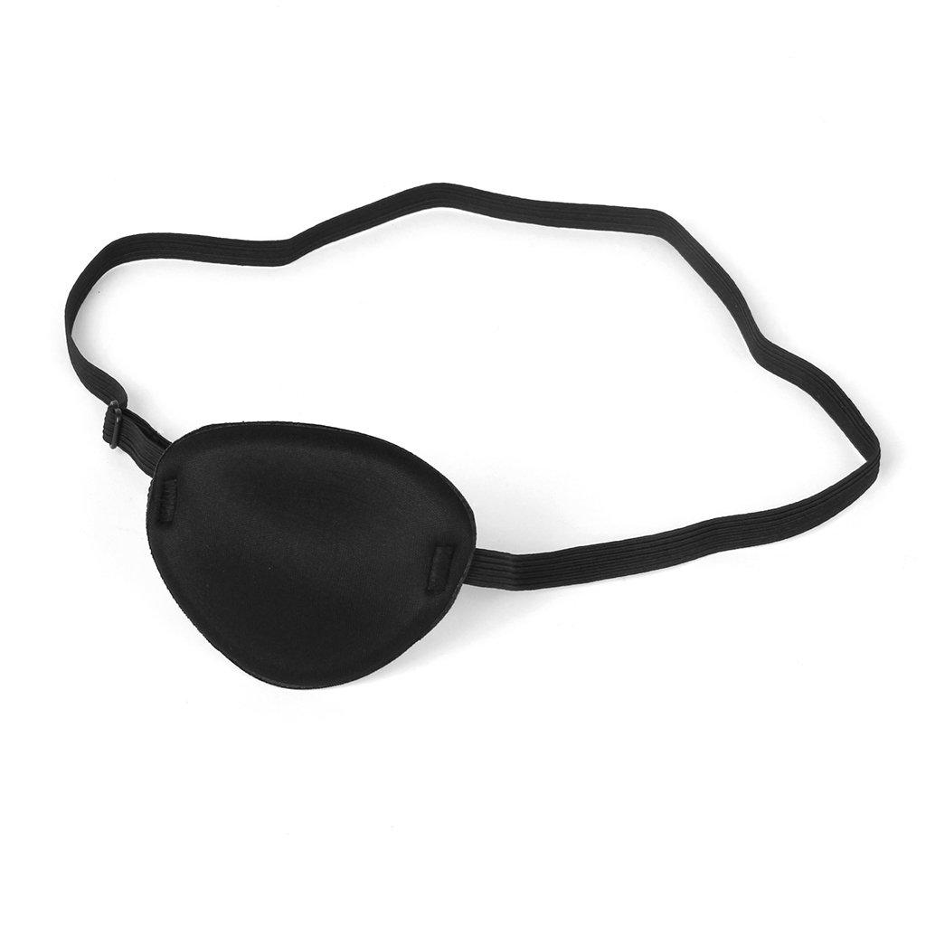Piraten Augenklappe Augenmaske Augen Beschattung Ebene f/ür Erwachsene Faule Auge Amblyopie