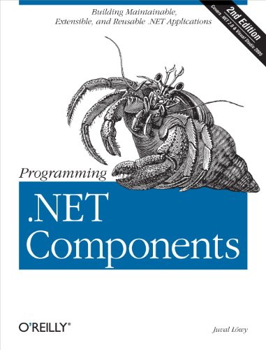 Programming .NET Components: Design and Build .NET Applications Using Component-Oriented Programming Pdf