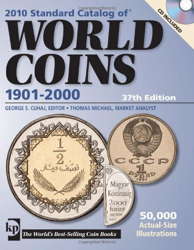 2010 Standard Catalog Of World Coins - 1901-2000: George S. Cuhaj ...