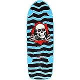 Powell Peralta Og Ripper 3 Skateboard Deck -10x30 Blue/Black/Red DECK ONLY (Bundled with FREE 1'' Hardware Set)