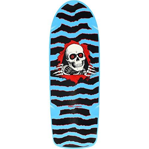 ラベパンダコロニアルPowell Peralta og Ripper 3スケートボードデッキ- 10 X 30ブルー/ブラック/レッドデッキのみ(ハードウェアフリー1