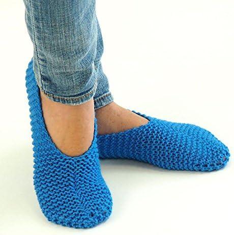 Zapatillas de ballet – Aprender a tejer kit con vídeo curso, para principiantes: Amazon.es: Juguetes y juegos