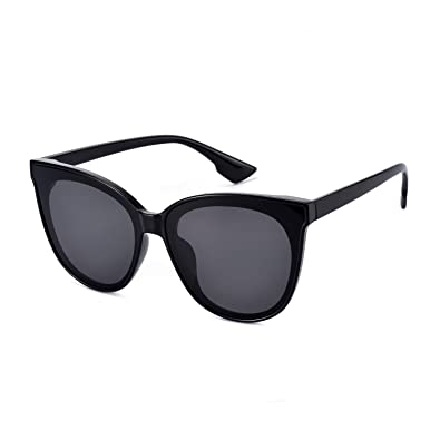 Amazon.com: Mosanana Retro Vintage Cateye - Gafas de sol ...
