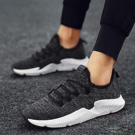 NANXIEHO Trend 一体 Fliegen Weben Sport Männer Mode Freizeit Laufen Persönlichkeit Männer Schuhe