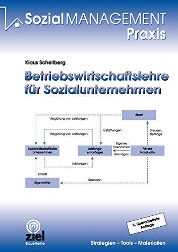Betriebswirtschaftslehre für Sozialunternehmen