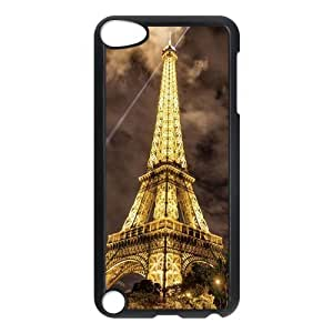 Fashion Protection Paris Eiffel Tower Design Hard Cover Case For iPod Touch 5th Generation