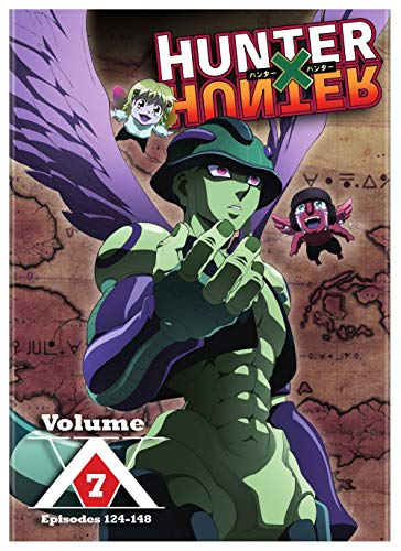 Hunter X Hunter: Set 7 (DVD)