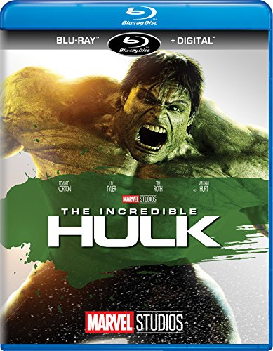 Blu-ray : The Incredible Hulk (Blu-ray)