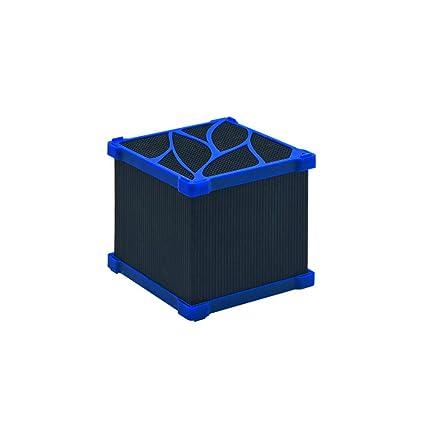 LIFUREN Filtro de pecera Purificador de Agua Tesoro magnético de carbón Activado. Cubo de purificacion