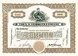 L. S. Starrett Company