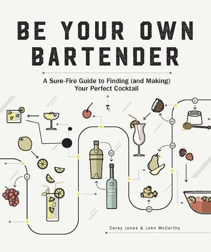 Be Your Own Bartender: A Surefire Guide to Finding (and Making) Your Perfect Cocktail by Carey Jones, John McCarthy