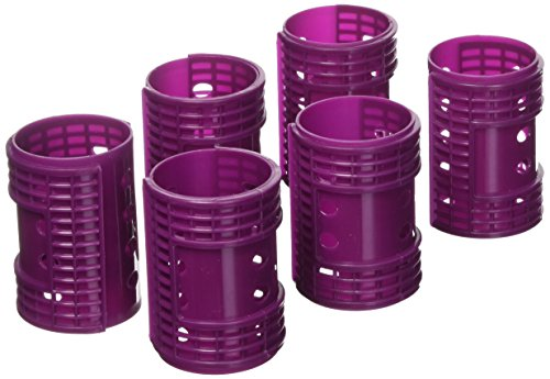 Diane Snap On Magnetic Roller, Purple, 1.75