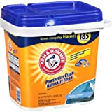 ARM & HAMMER Alpine Clean Laundry Detergent Powder, 185 loads, 11.42 lbs