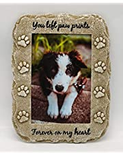 NewLifeLandia Pet Memorial Picture Frame Keepsake for Dog or Cat, Perfect Loss of Pet Gift for Remembrance and Healing