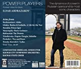 Power Players: Russia Arias for Bass
