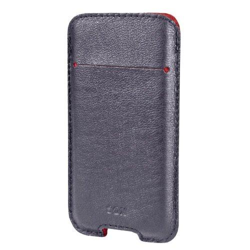 SOX Warmy-Custodia per Apple iPhone 5/5S, colore: grigio