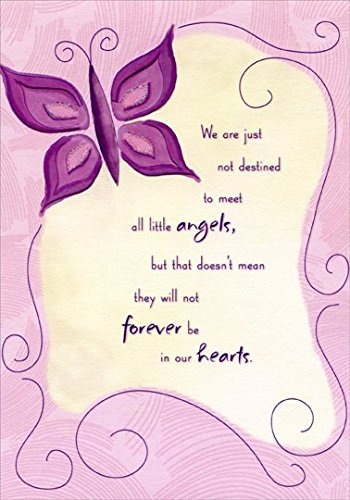 All Little Angels: Miscarriage - Designer Greetings Support Card