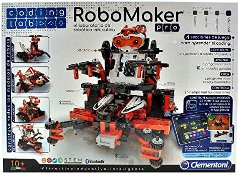 Clementoni- Robomaker, Multicolor (55239): Amazon.es: Juguetes y ...