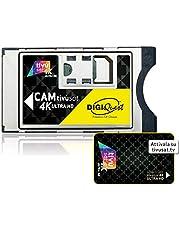 Digiquest CAM Tivàsat 4K Ultra HD