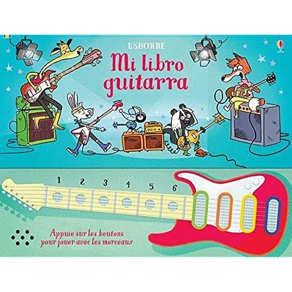 Mi Libro Guitarra: Amazon.es: Sam Taplin, Sam Taplin: Libros