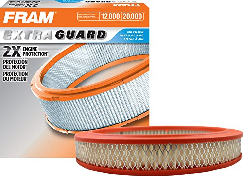 FRAM CA381 Extra Guard Round Plastisol Air Filter