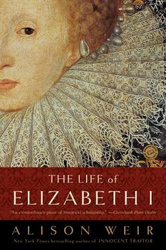 The Life of Elizabeth I cover