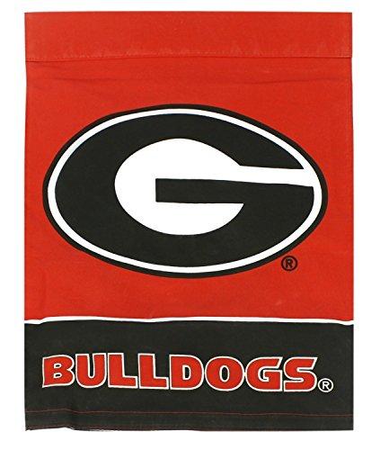 NCAA Georgia Bulldogs Light Up Garden Flag
