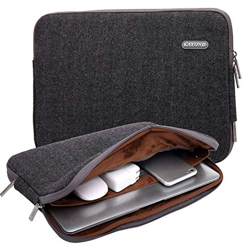 estuche bolso para notebook 15 pulgadas negro Kayond