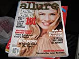 Allure Magazine (RENEE ZELLWEGER , Evening Beauty 101 , Sob Stories , Why We Crave French Fries, December 1999)