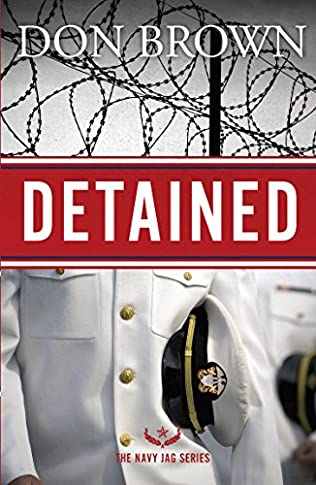 book cover of Detained