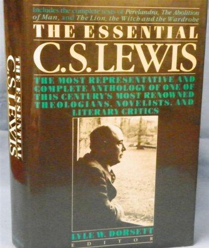 the-essential-c-s-lewis