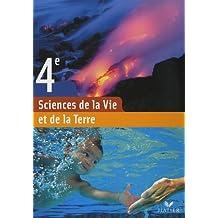 Sciences de la vie et de la terre 4ème manuel