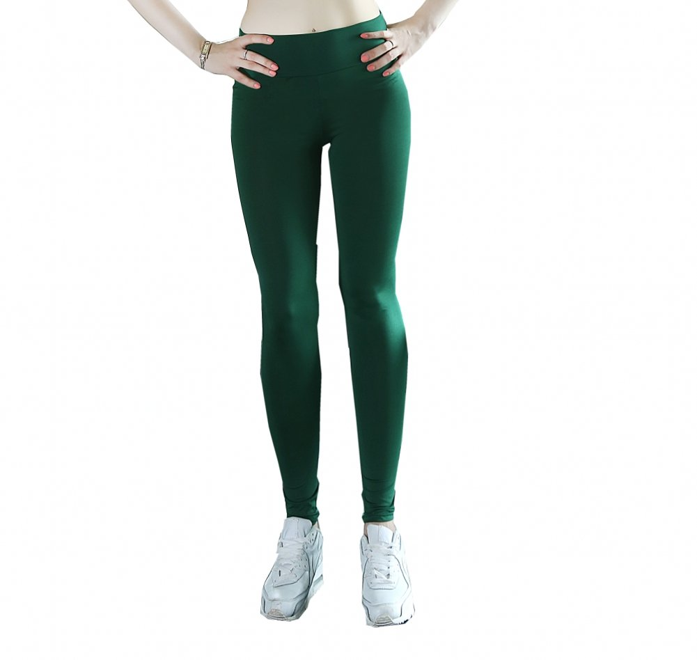 KATUO Women's Ankle Tight Yoga Gym Workout Leggings Pants KTY004
