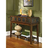 Ashley Furniture Signature Design - McKenna Sofa Table - Rectangular - Dark Brown