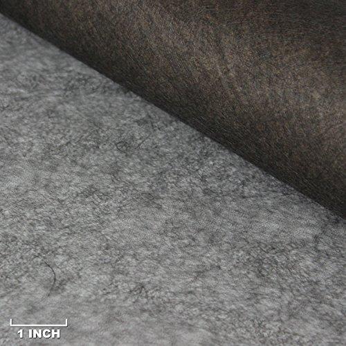 Structural Carbon Fiber - Fibre Glast Carbon Fiber Veil - 1 Yard Roll